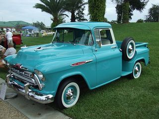 Classic-chevy-pickup